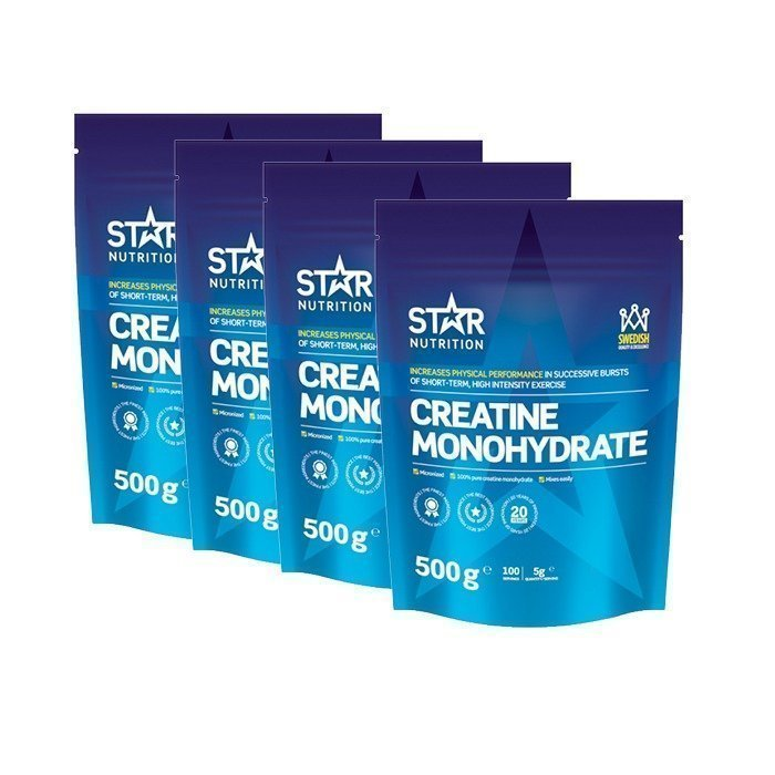 Star Nutrition Creatine Monohydrate BIG BUY 2 kg