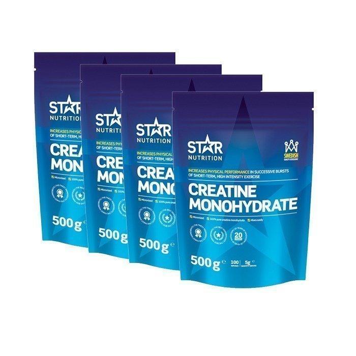 Star Nutrition Creatine Monohydrate BIG BUY 2 kg