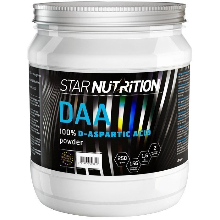 Star Nutrition DAA (D-Aspartic Acid) 250 g