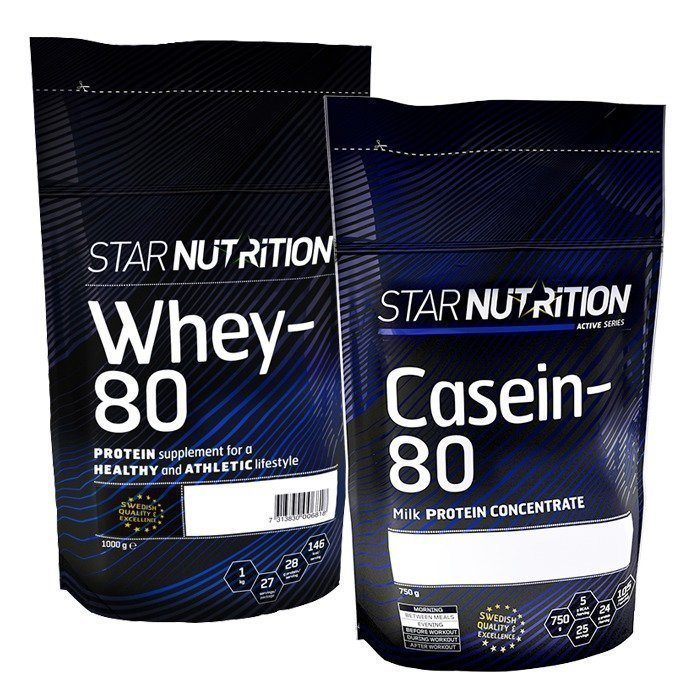 Star Nutrition Day & Night protein boost