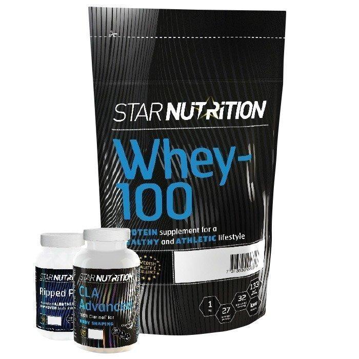 Star Nutrition Dieettipaketti