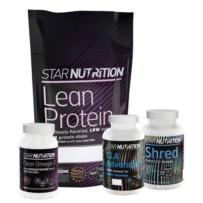 Star Nutrition Diet Pack Advanced