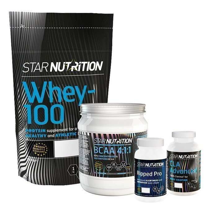 Star Nutrition Diet Pack Advanced