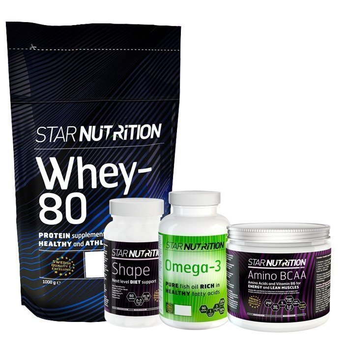 Star Nutrition Diet Pack Basic