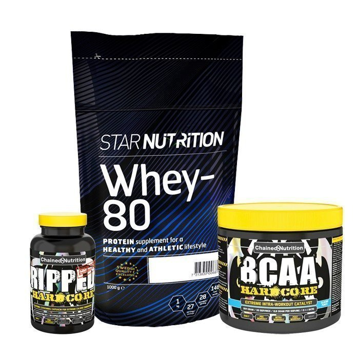 Star Nutrition Diet Pack Basic