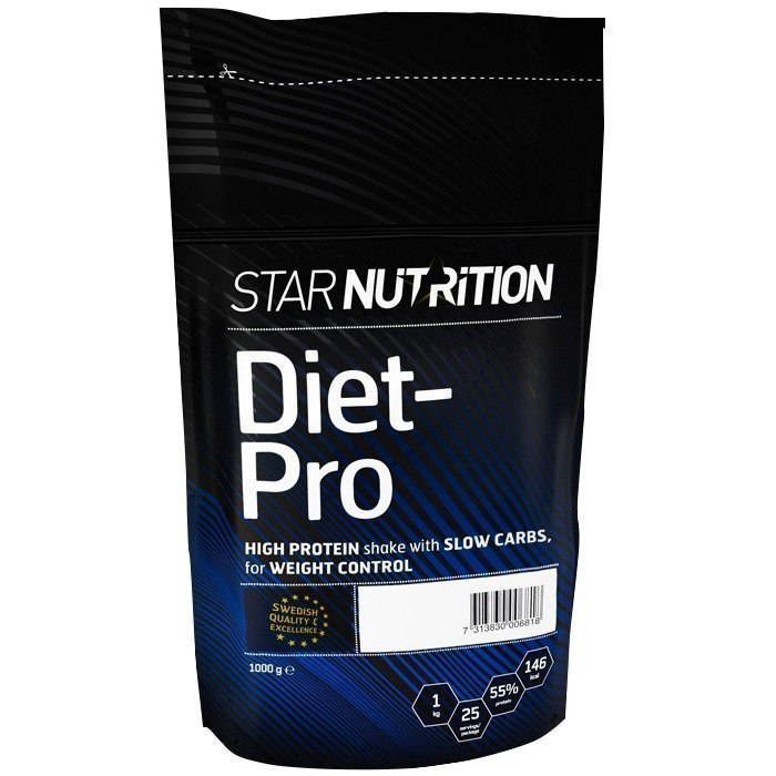 Star Nutrition Diet-Pro 1 kg Strawberry