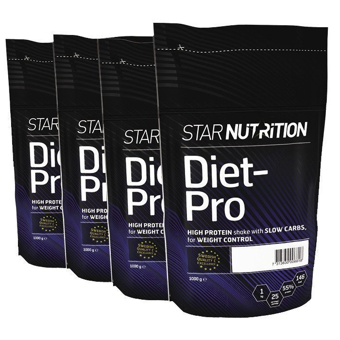 Star Nutrition Diet-Pro BIG BUY 4 kg