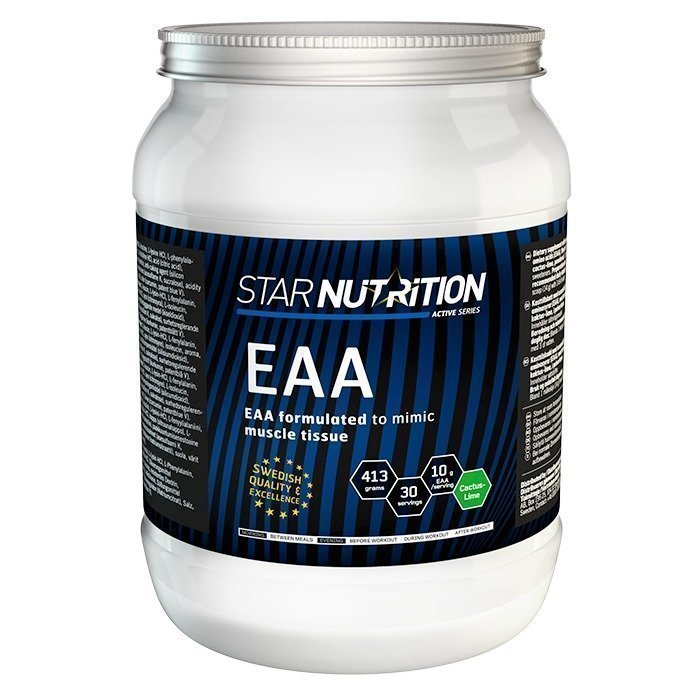 Star Nutrition EAA 413 g Raspberry-lemon
