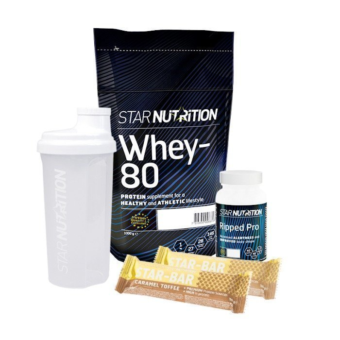 Star Nutrition Fat Loss Pack