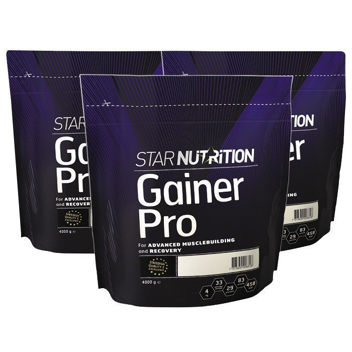 Star Nutrition Gainer Pro BIG BUY 12 kg