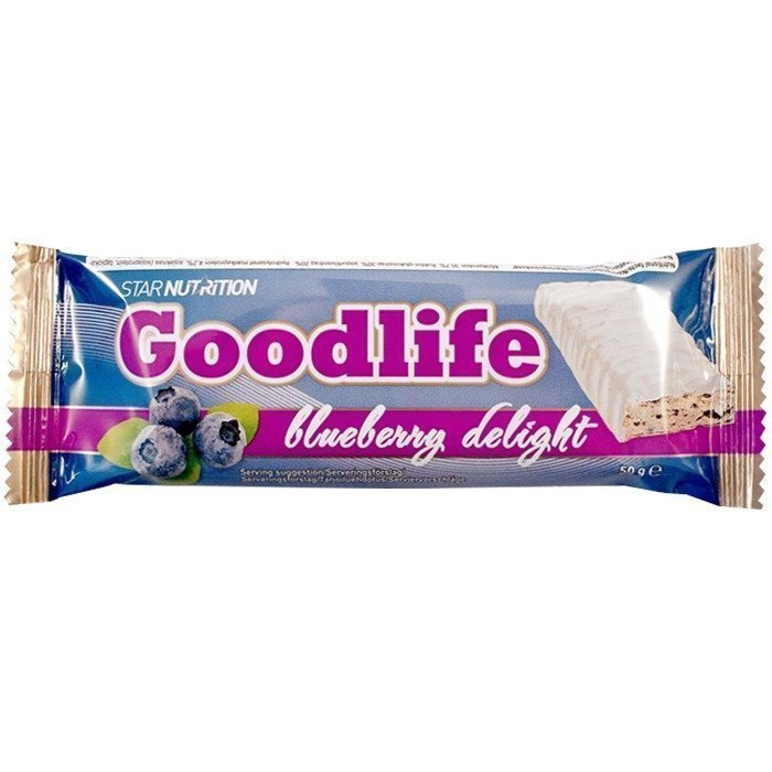 Star Nutrition Goodlife 50 g Blueberry Delight