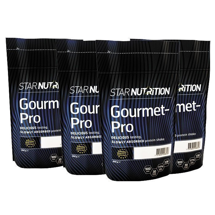 Star Nutrition Gourmet-Pro BIG BUY 3