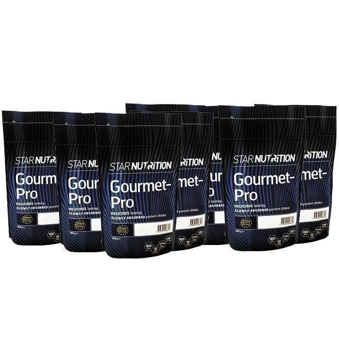 Star Nutrition Gourmet-Pro BIG BUY 7