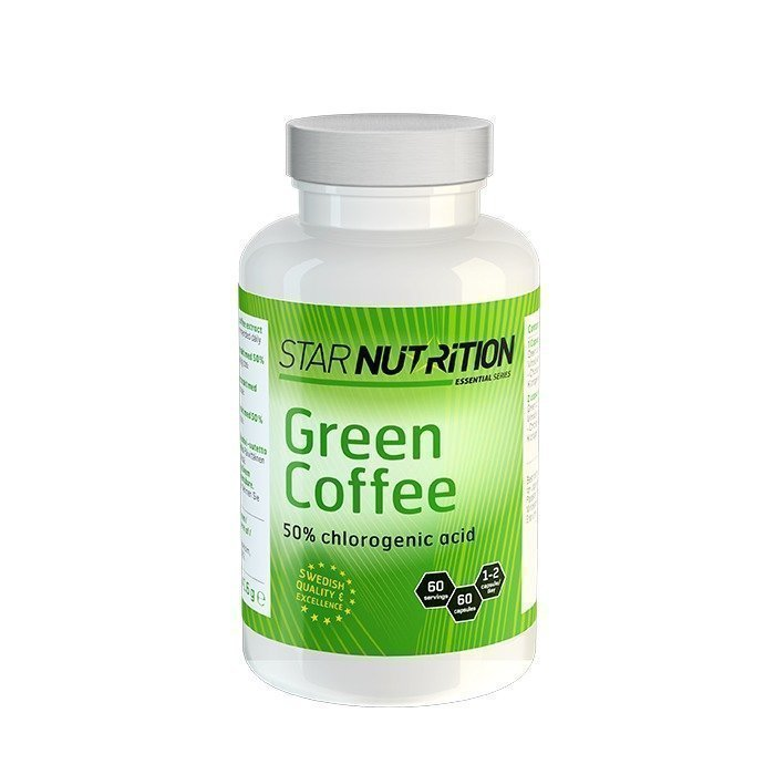 Star Nutrition Green Coffee 60 caps