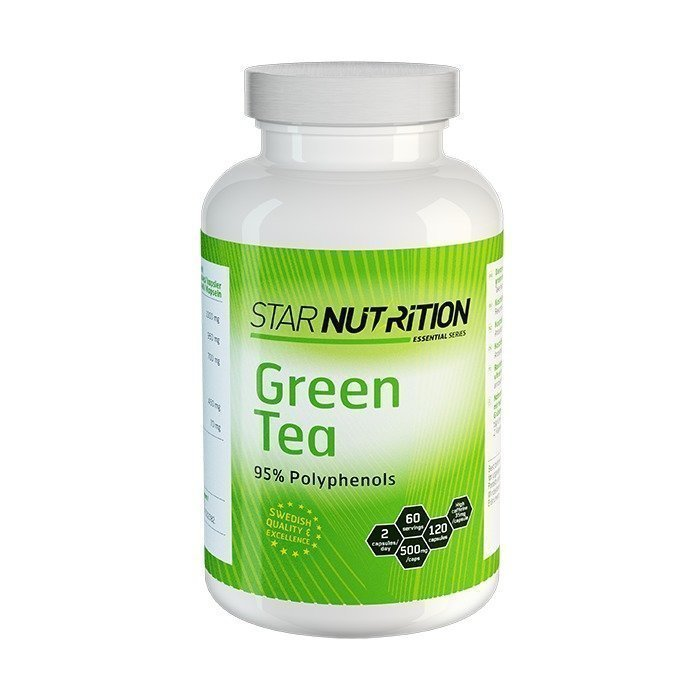 Star Nutrition Green Tea 120 caps