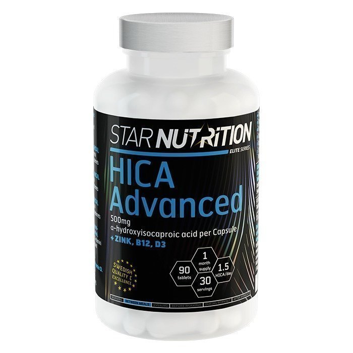 Star Nutrition HICA Advanced 90 tabs