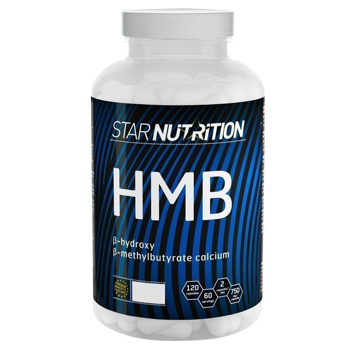 Star Nutrition HMB 120 XL-caps