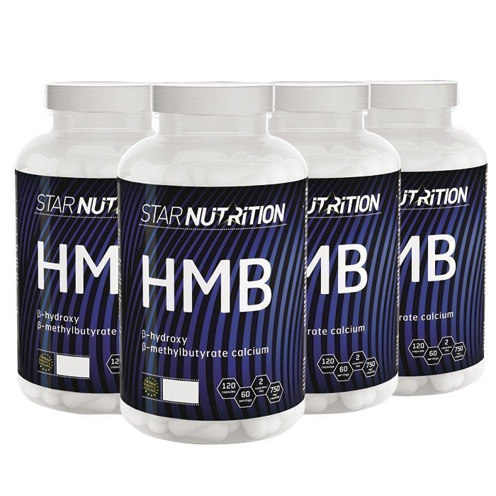 Star Nutrition HMB XL-caps BIG BUY 480 caps