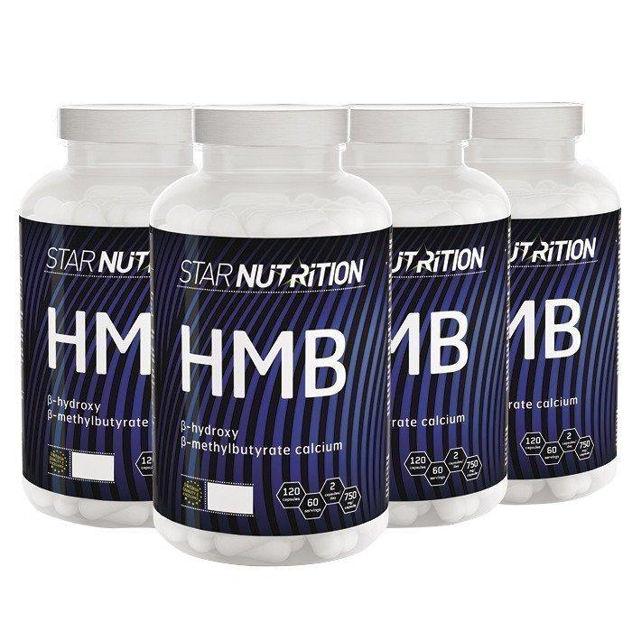Star Nutrition HMB XL-caps BIG BUY 480 caps
