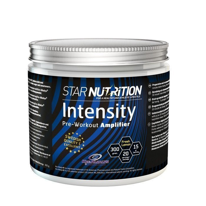 Star Nutrition Intensity 300 g Fresh Lemon