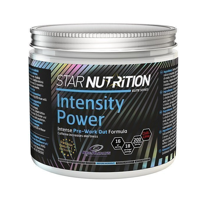 Star Nutrition Intensity Power 300 g Chili-Lime
