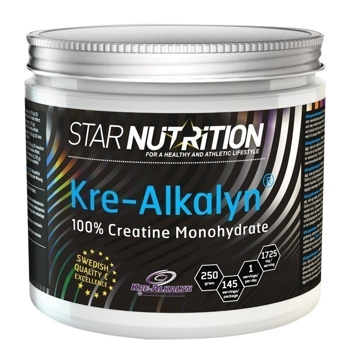 Star Nutrition Kre-Alkalyn Powder 250 g