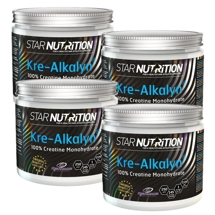 Star Nutrition Kre-Alkalyn Powder BIG BUY 1 kg
