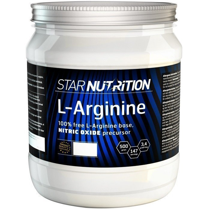Star Nutrition L-Arginine (powder) 500 g