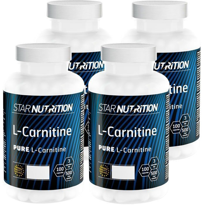 Star Nutrition L-Carnitine BIG BUY 400 caps