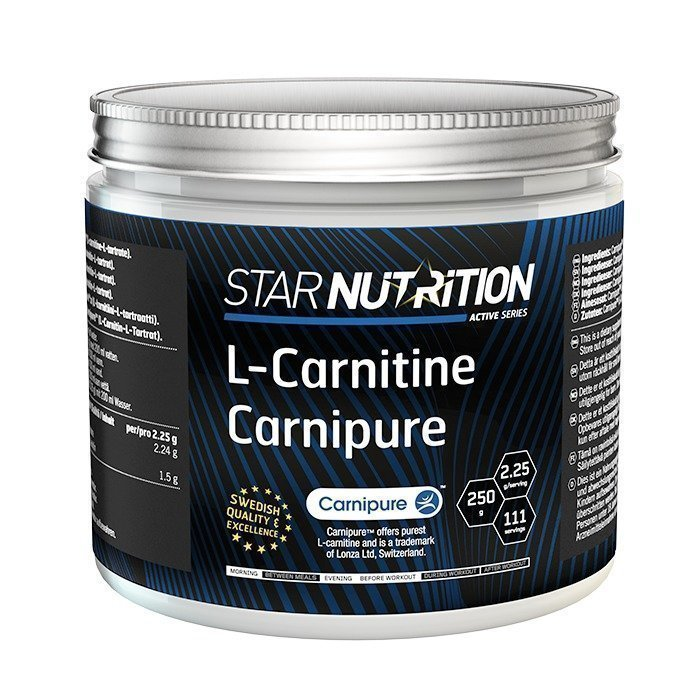 Star Nutrition L-Carnitine Powder 250 g