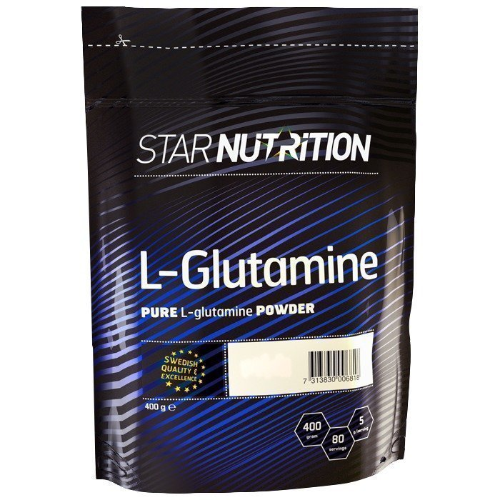 Star Nutrition L-Glutamine 400 g
