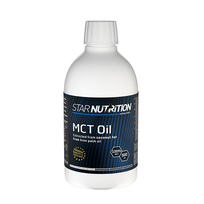 Star Nutrition MCT Oil 500 ml