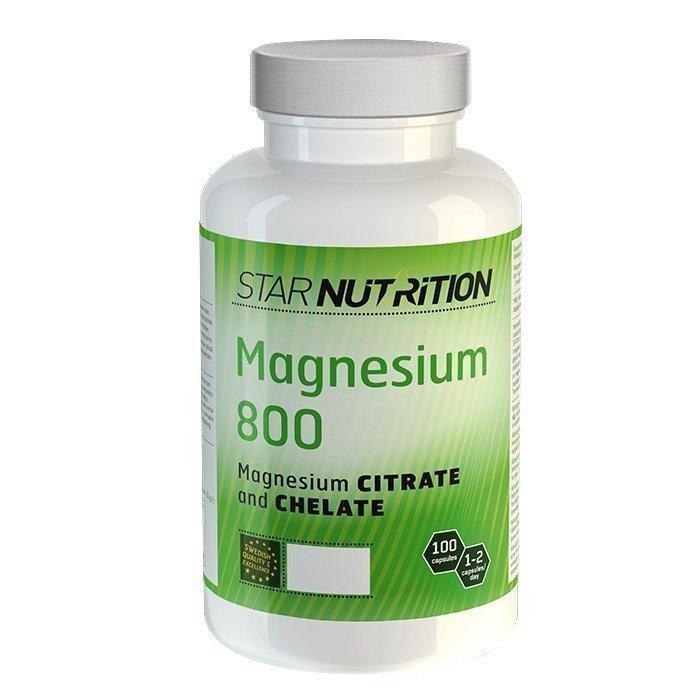 Star Nutrition Magnesium 800 100 caps