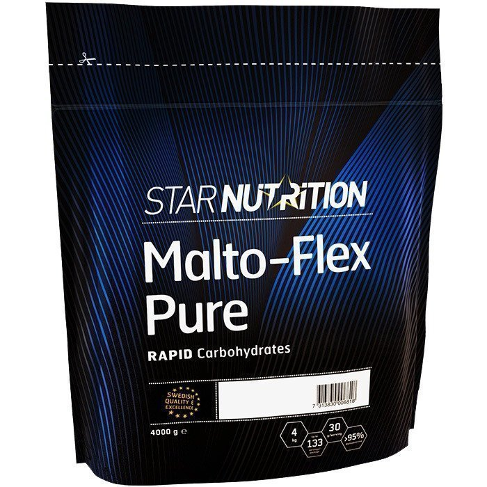 Star Nutrition Malto-Flex Pure 4 kg