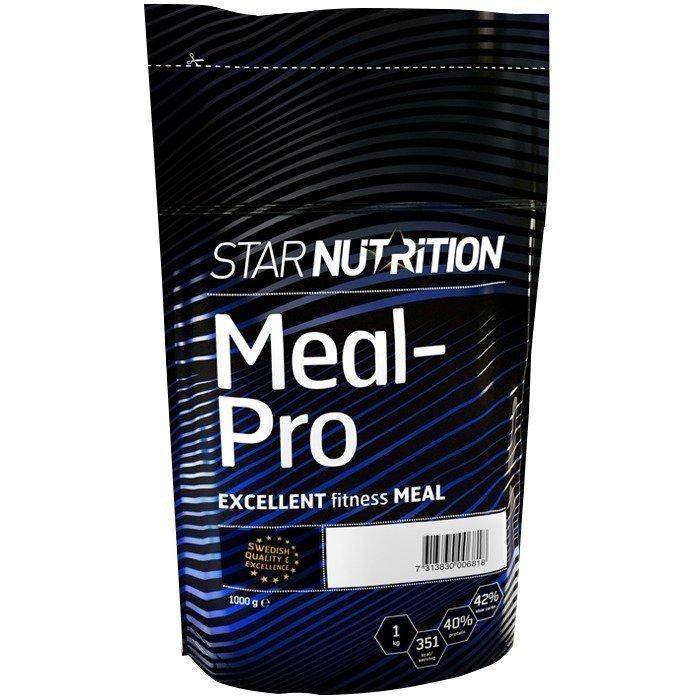 Star Nutrition * Meal-Pro 1 kg Mansikka Pirtelö