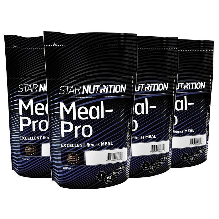 Star Nutrition Meal-Pro BIG BUY 4 kg