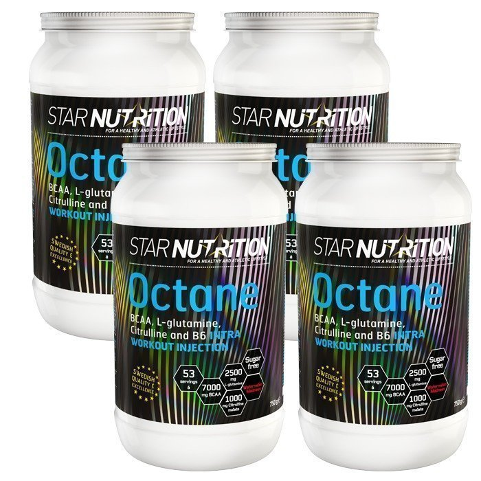 Star Nutrition Octane BIG BUY 3 kg