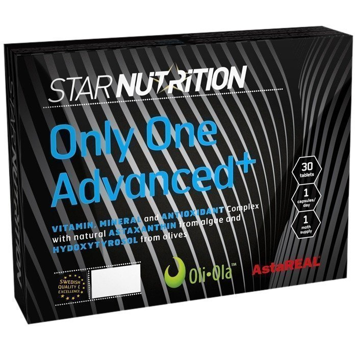 Star Nutrition Only One Advanced+ 30 tabs