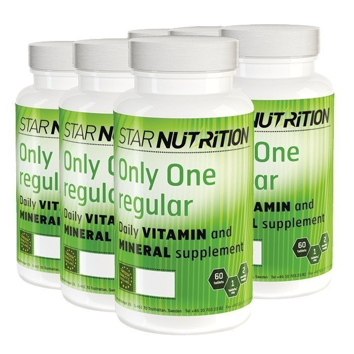 Star Nutrition Only One Regular BIG BUY 360 tabs