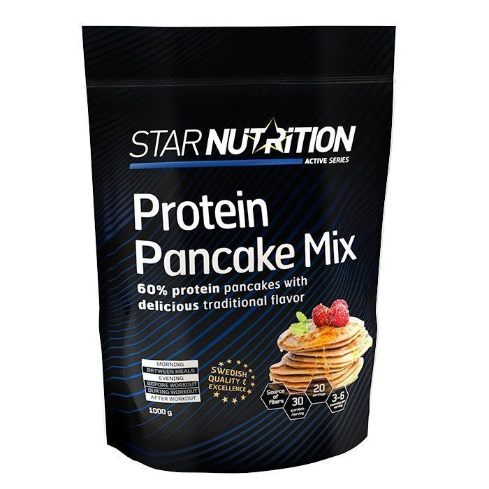 Star Nutrition Protein Pancake Mix 1 kg