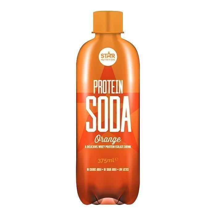 Star Nutrition Protein Soda 375 ml