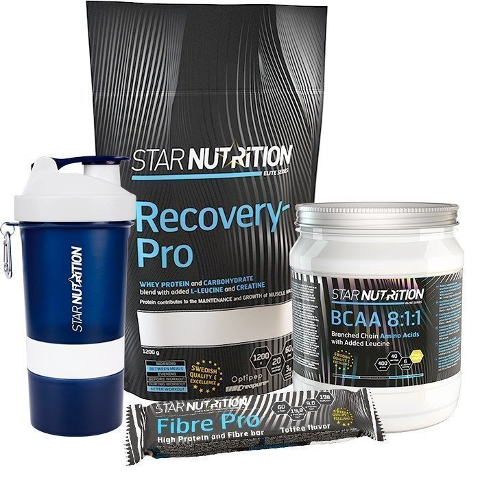Star Nutrition Recovery Pack
