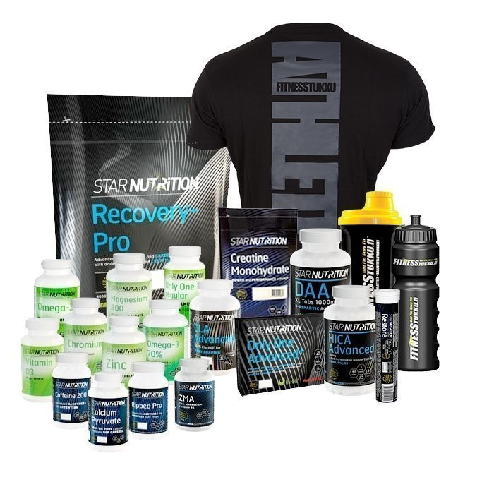 Star Nutrition Recovery Pro 4 kg + Bonusprodukt!