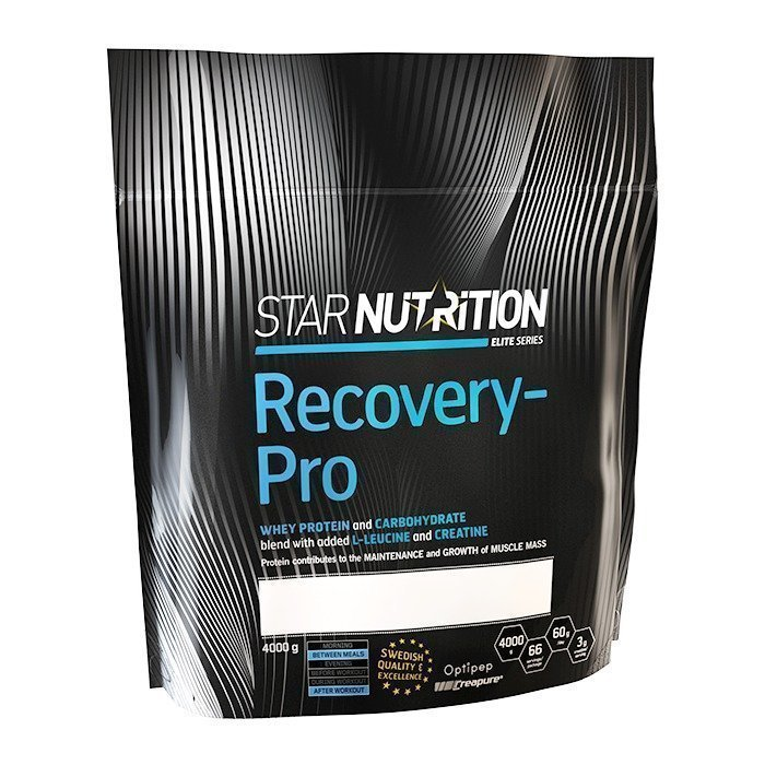 Star Nutrition Recovery-Pro 4 kg Strawberry