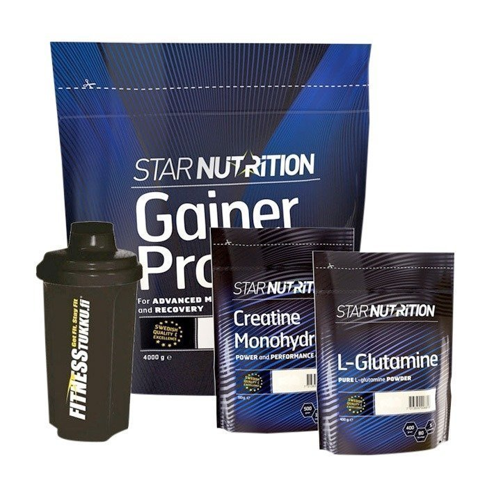 Star Nutrition Recovery Stack