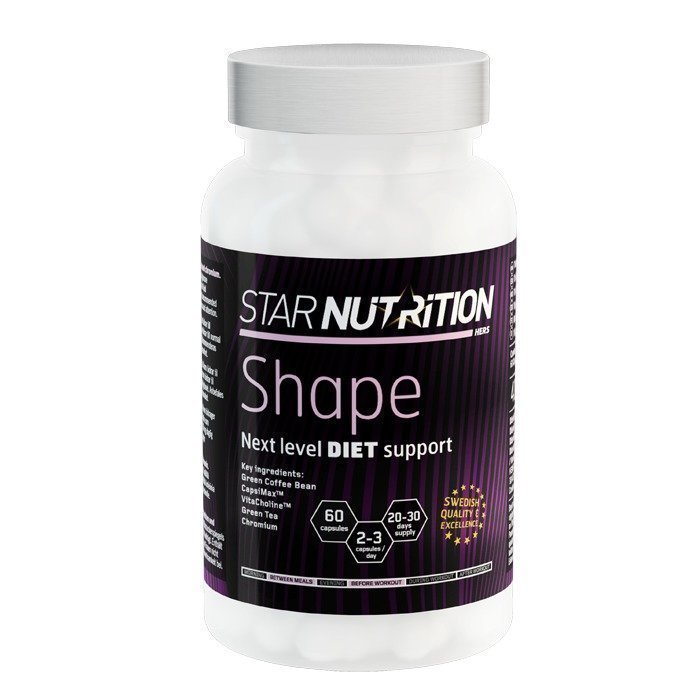 Star Nutrition Shape 60 caps