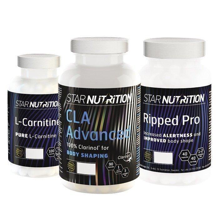 Star Nutrition Shredded Pack