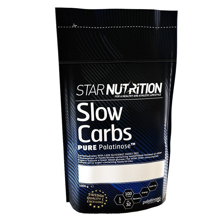 Star Nutrition Slow Carbs Pure Palatinose 1000 g