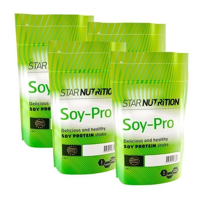 Star Nutrition Soy-Pro BIG BUY 4 kg