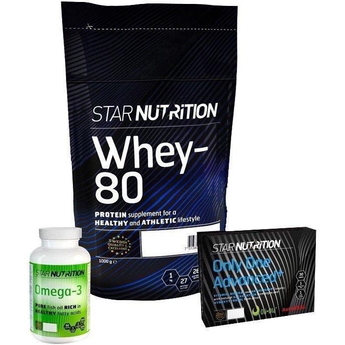 Star Nutrition Starttipaketti